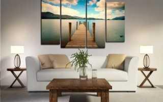 Какие модульные картины лучше – холст, стекло или фотобумага. Бизнес — магазин модульных картин на дому