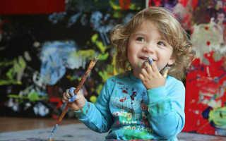 Аэлита андре, маленький ребенок и большой художник. Самая юная художница в мире Аэлита Андре: биография, работы и интересные факты