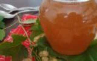 Рецепт: Желе из белой смородины — Витамины могут быть разноцветными. Варенье из белой смородины: секреты и варианты приготовления – как сварить вкусное смородиновое варенье из белых плодов