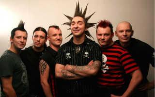 Самый лучший панк рок. Русские панк рок группы: самые известные исполнители данного жанра