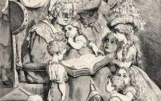 Сказки братьев гримм. Страшная сказка, или какими были настоящие истории братьев гримм