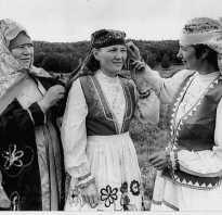 Какие народности относятся к финно угорской группе. Связь между финно —уграми и русскими