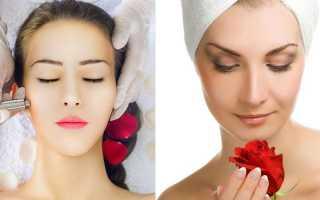 Действенные процедуры для лица. Самые эффективные современные косметические процедуры