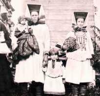 Рассказать о нации марийцы и демоны. История, обычаи, обряды и верования народа мари (14 фото)