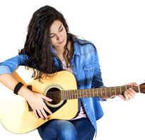 Русская семиструнная гитара. Какую гитару лучше купить, выбрать? Классические, акустические