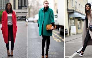 Пальто оверсайз: с чем носить? Общие рекомендации. С какой обувью носить пальто оверсайз