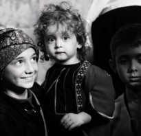 Почему раньше грузины были рыжими. Где на кавказе рождаются блондины, и почему так происходит