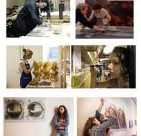 Что делать, если холст на картине провис? Причины повреждения произведений станковой живописи.