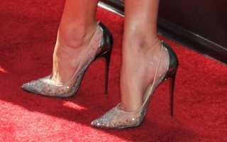 Как сделать высокие каблуки более удобными. Болят ноги после каблуков: чем себе можно помочь