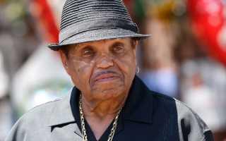 Узнала после смерти кто такой майкл джексон. Скончался Джо Джексон — отец «поп-короля» Майкла Джексона