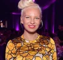 Sia как она выглядит. Sia: биография, личная жизнь, фото Sia: биография, личная жизнь, фото