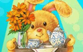 Vk com kontakte доброе утро красивые гифки. Гифки «С добрым утром!» Бодрящая подборка GIF анимаций
