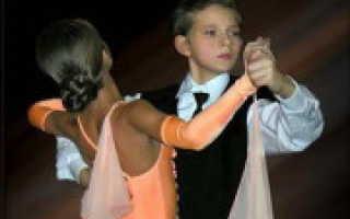 Что развивают бальные танцы в детях. На что обратить внимание при выборе школы? Мужское ли это дело