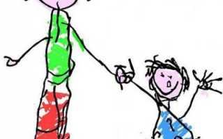 Несложные рисунки маме на день рождения. Как нарисовать подарок маме: пошаговая инструкция